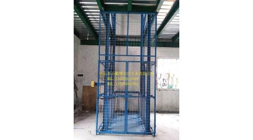 导轨链条式升降货梯-中山榄菊化工制品有限公司