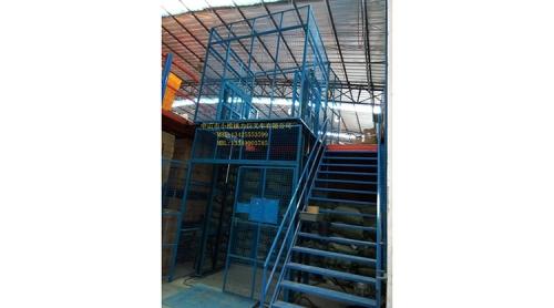 阁楼升降货梯-广州市南沙澳美发金属制品有限公司